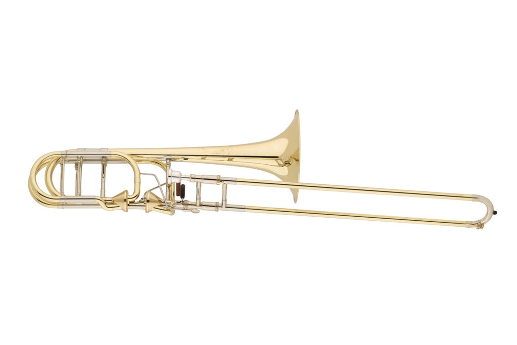 S.E. Shires TBBO Blair Bollinger Artist Model Bass Trombone W/ Bollinger Tuning System Axial-Flow Attachment