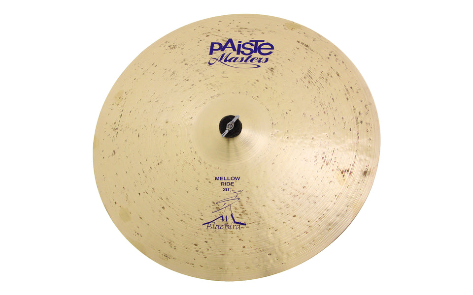 "Paiste 20"" Masters Mellow Ride Cymbal"