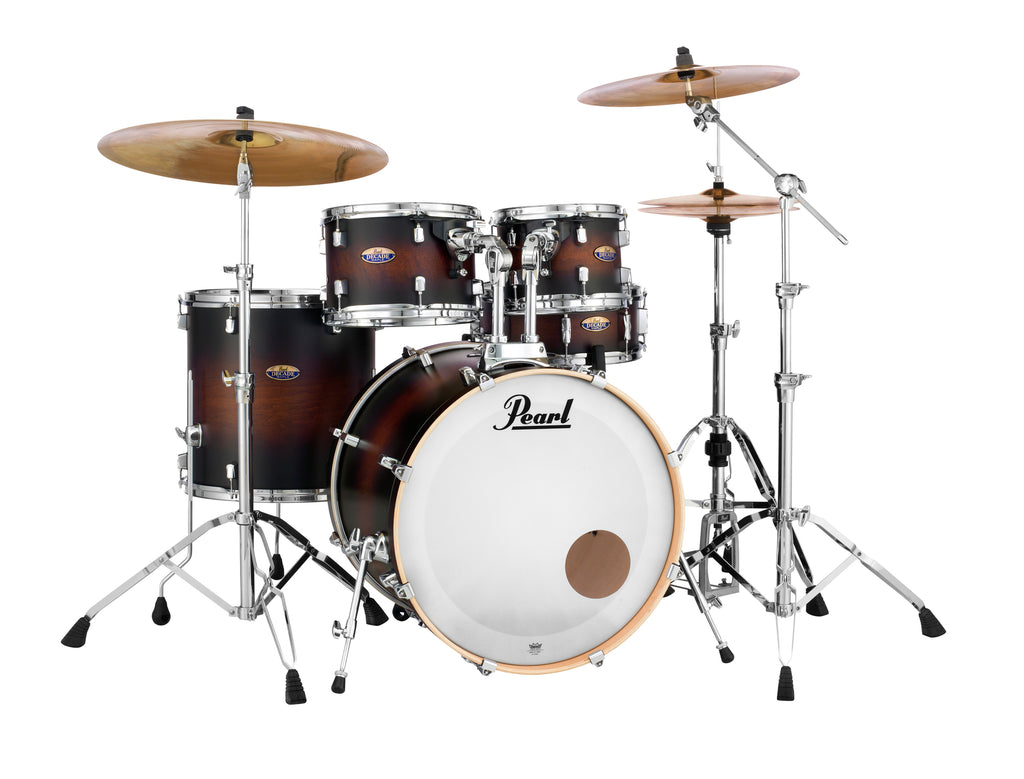 "Pearl Decade Maple 5 Piece Drum Shell Pack w/ 22"" Kick"