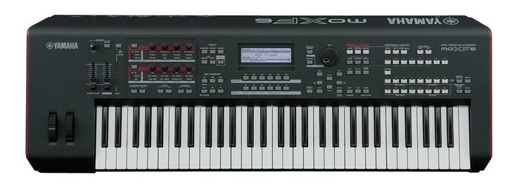 Yamaha MOXF6 61 Key Production/Performance Workstation