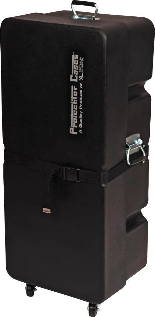 "Gator Cases GP-PC304WU Upright Molded PE Accessory Case With Wheels 36""X16""X12"""
