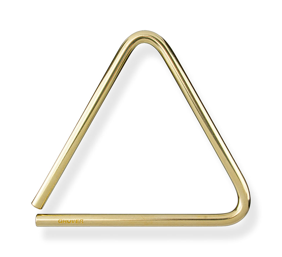 Grover TR-B-8 Bronze Series 8-Inch Symphonic Triangle