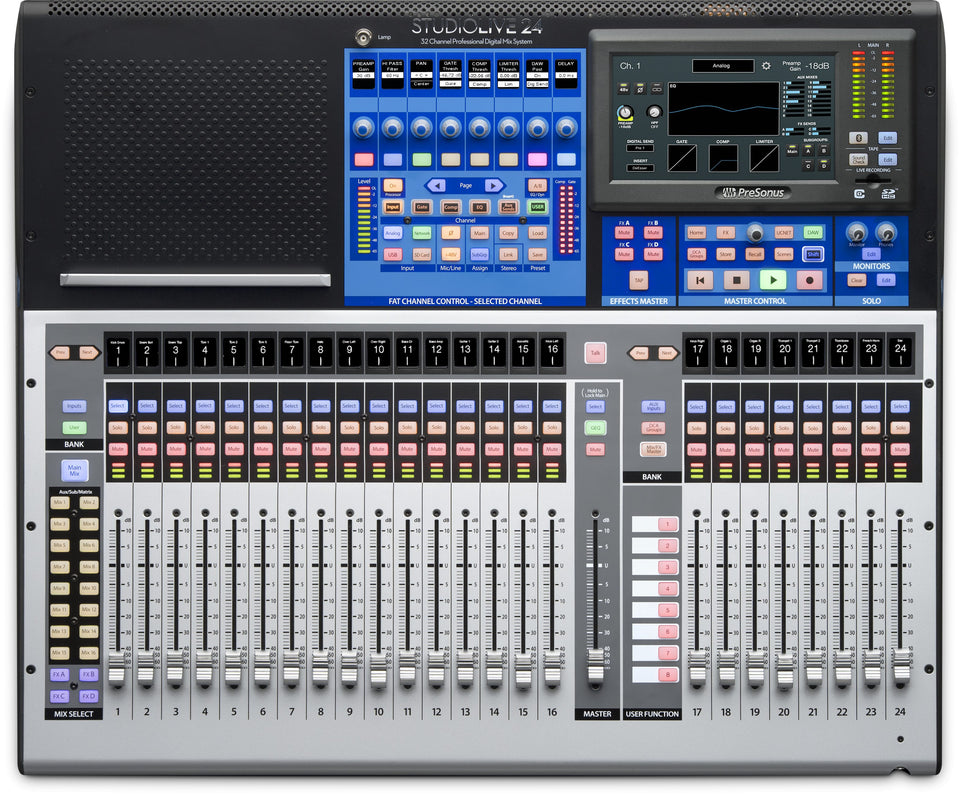 Presonus StudioLive 24 Series III 46x26 Digital Mixer (USED)