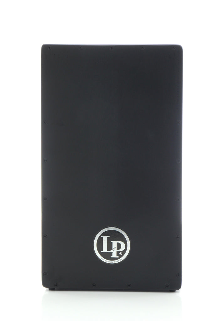 Latin Percussion LP1428NY Black Box Wire Cajon