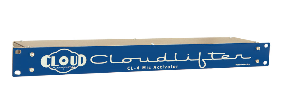 Cloud Microphones Cloudlifter CL-4 In-line Microphone Preamplifier