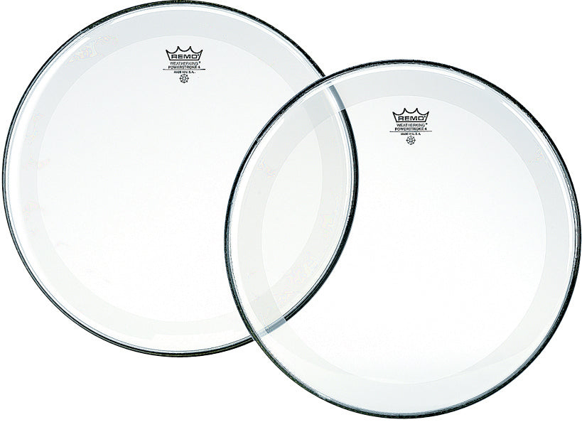 "Remo 14"" Clear Powerstroke 4 Drum Head"