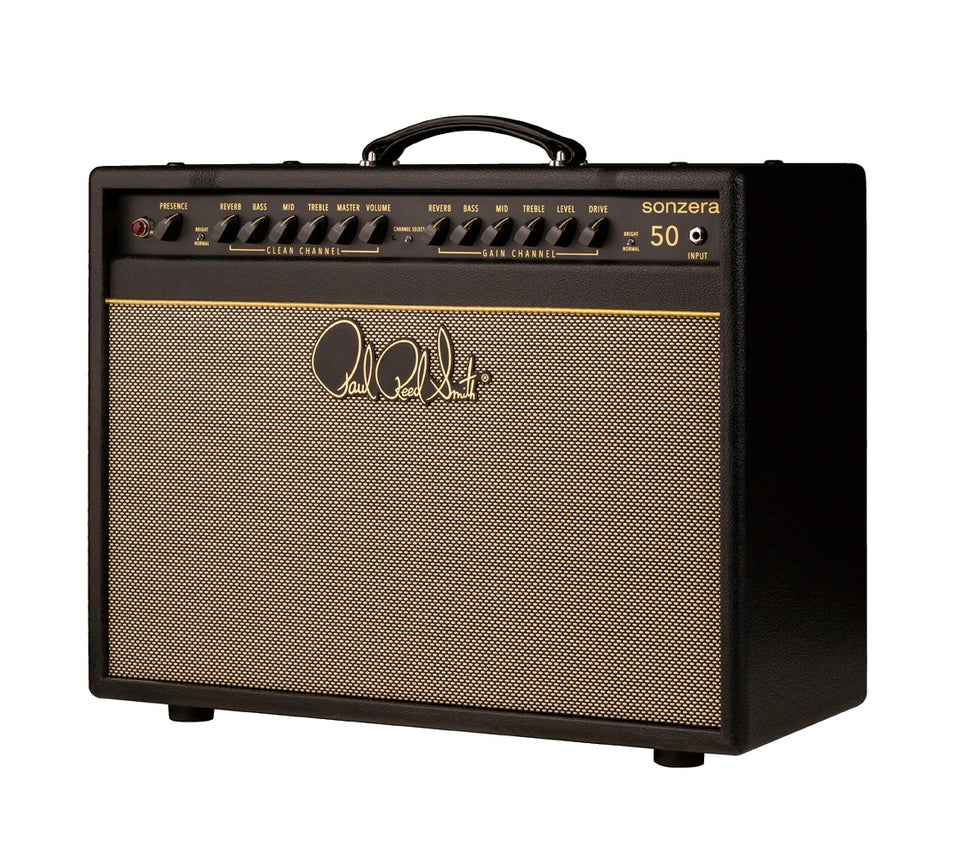 "PRS Sonzera 1 x 12"" 50W Tube Guitar Combo Amplifier"