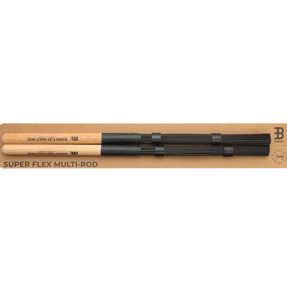 Meinl SB206 Nylon Super Flex Multi-Rod Sticks