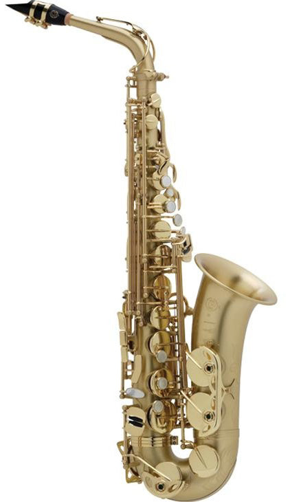 Selmer Paris Super Action 80 Series III Alto Sax - Matte Finish