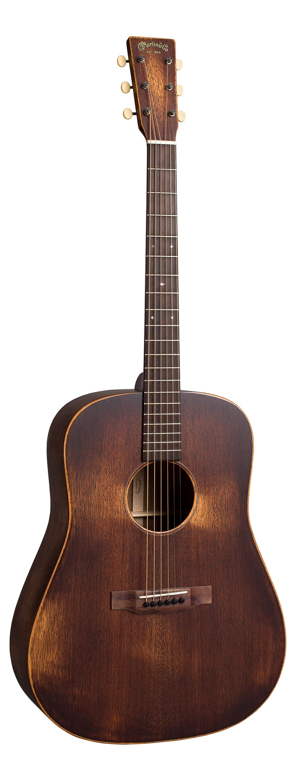 Martin D-15M StreetMaster Acoustic Guitar