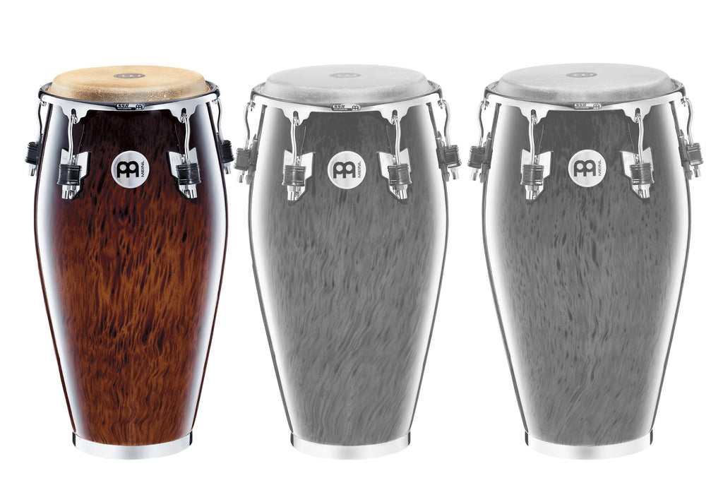 "Meinl MP11BB Professional Series 11"" Quinto - Brown Burl"