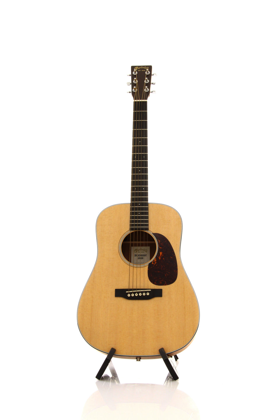 Martin D JR. E Travel Sized Acoustic Electric Guitar