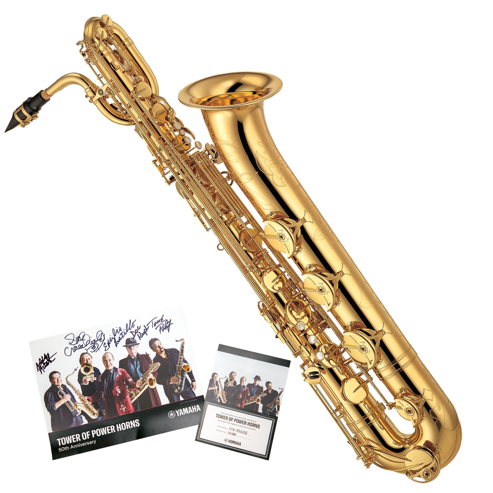 Yamaha YBS-62 Tower of Power Hand-Selected Eb Baritone Saxophone