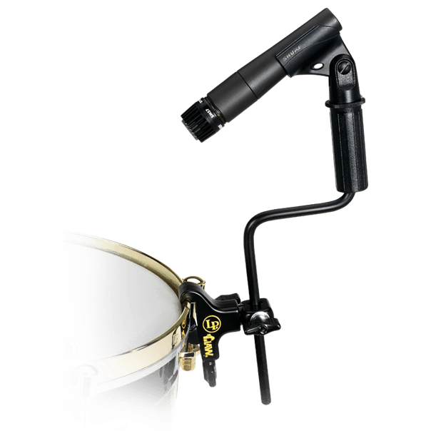 LP LP592A-X Microphone Claw W/ Microphone Mount