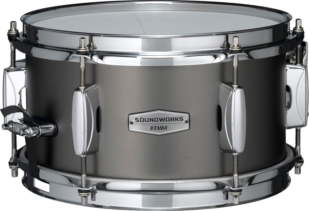 "Tama 10"" x 5.5"" Soundworks Steel Snare Drum"