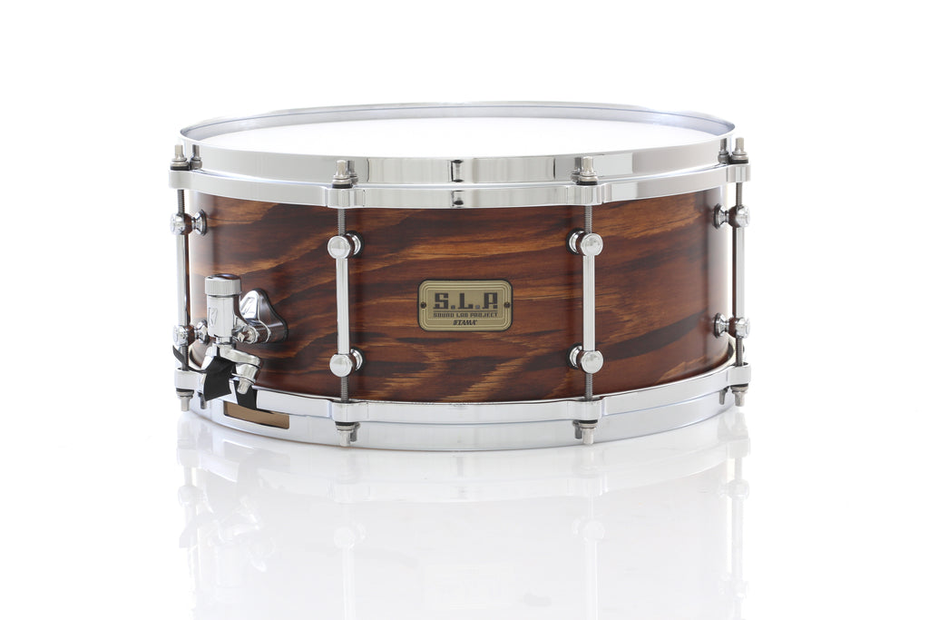 "Tama 14"" x 6"" S.L.P. Fat Spruce Snare Drum"
