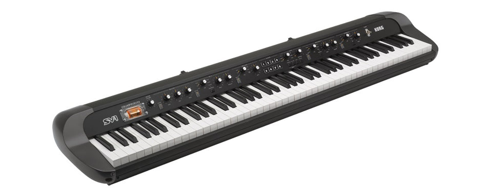 Korg SV-1 88 Key Stage Vintage Piano - Black