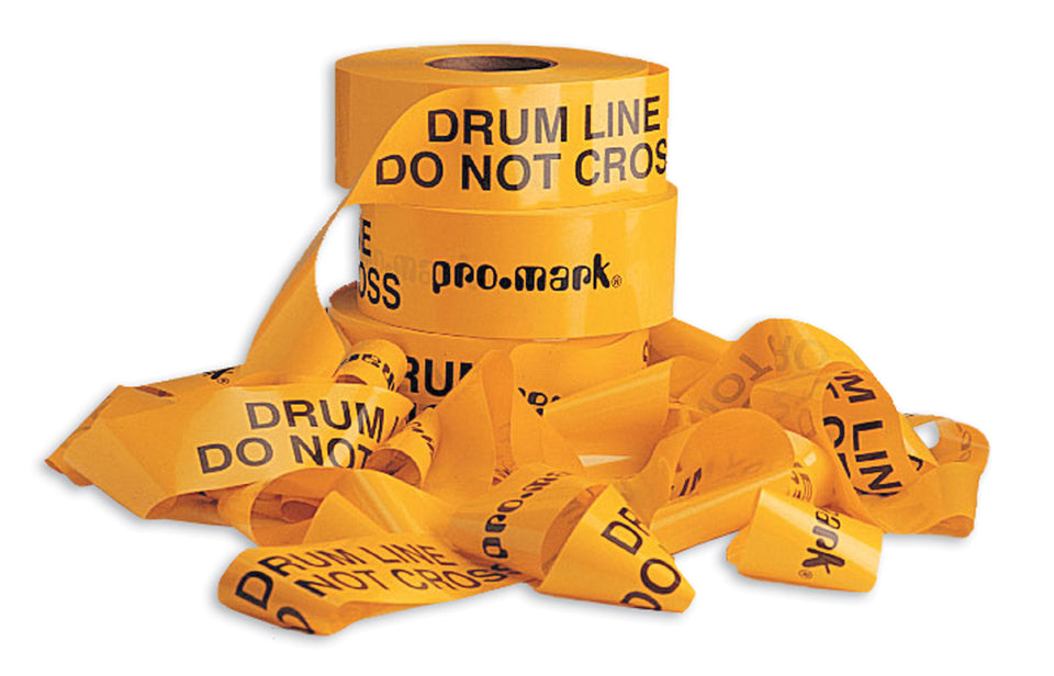 Promark DCT Drum Line Barricade Tape