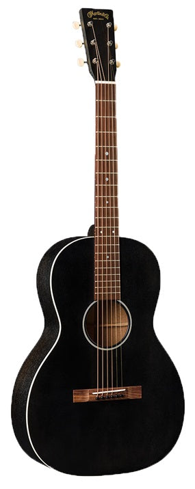 Martin 00-17S Acoustic Guitar - Black Smoke