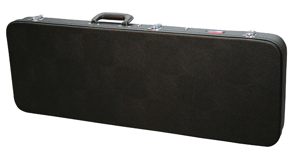 Gator Cases GWE-BASS Hard-Shell Wood Case For Bass Guitars
