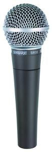 Shure SM58-CN Vocal Dynamic Microphone & 25' XLR Cable