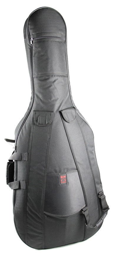 Kaces KUB-3/4 Symphony Series 3/4 Size Upright Bass Bag