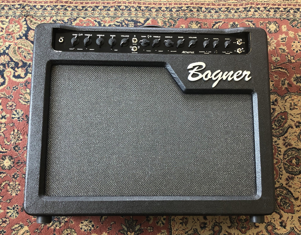 "Bogner Alchemist 1 x 12"" Guitar Combo Amplifier - USED"