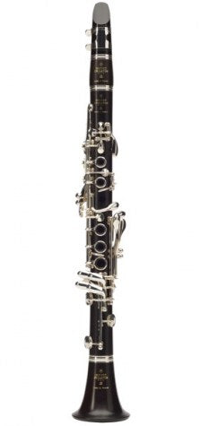 Buffet Crampon BC1531-2-0 R13 E-Flat Professional Clarinet - Silver-Plated Keys