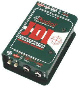 Radial Engineering JDI Passive Direct Box with Jensen Transformers