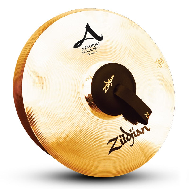 "Zildjian 18"" A Stadium Medium Heavy Cymbals - Pair"