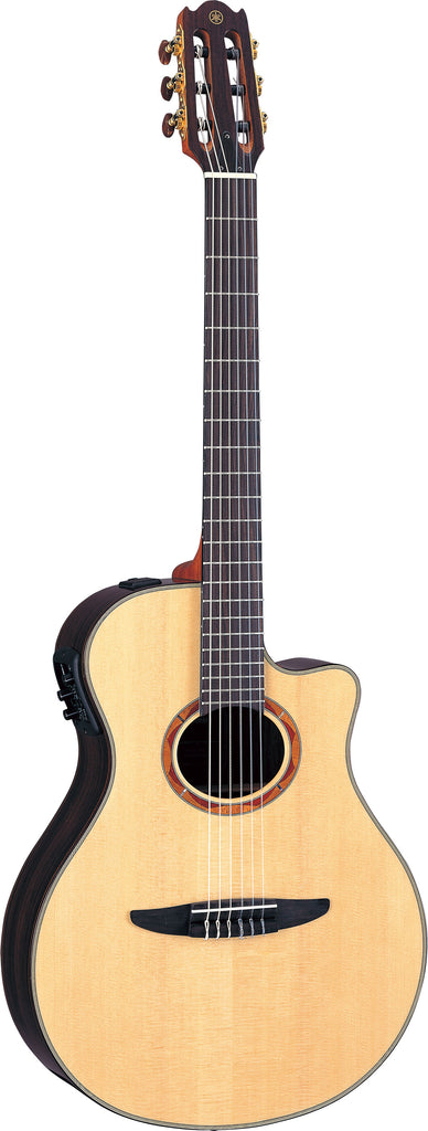 Yamaha NTX1200R NTX Nylon String Acoustic Electric Guitar - Rosewood