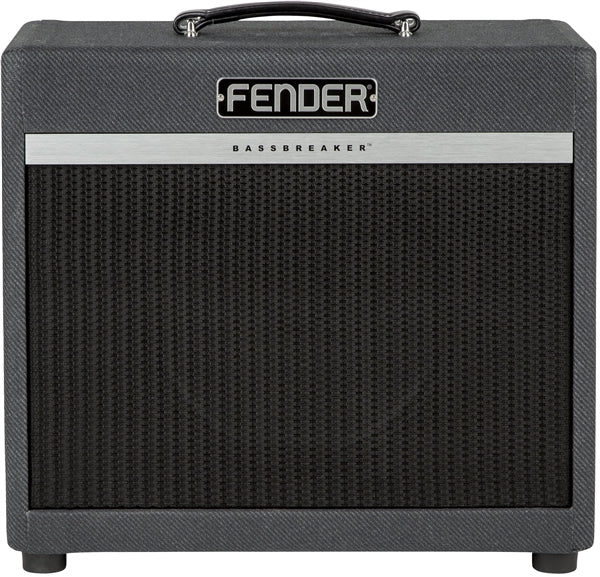 Fender Bassbreaker 1x12 Speaker Cabinet - Grey Tweed