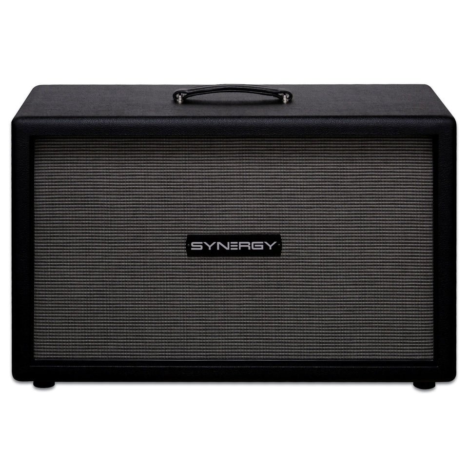 "Synergy Amps SYN212 EXT 2 x 12"" Guitar Cabinet"