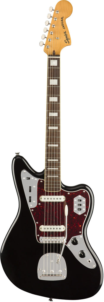 Squier Classic Vibe '70S Jaguar Electric Guitar, Laurel Fingerboard