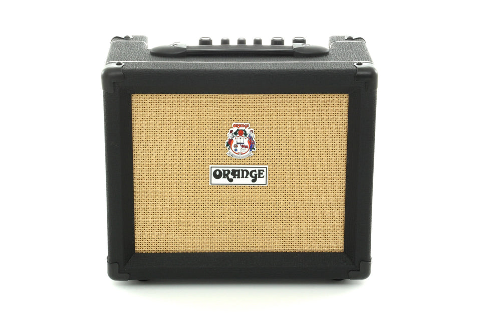 Orange Crush 20RT Guitar Amp Combo - Black