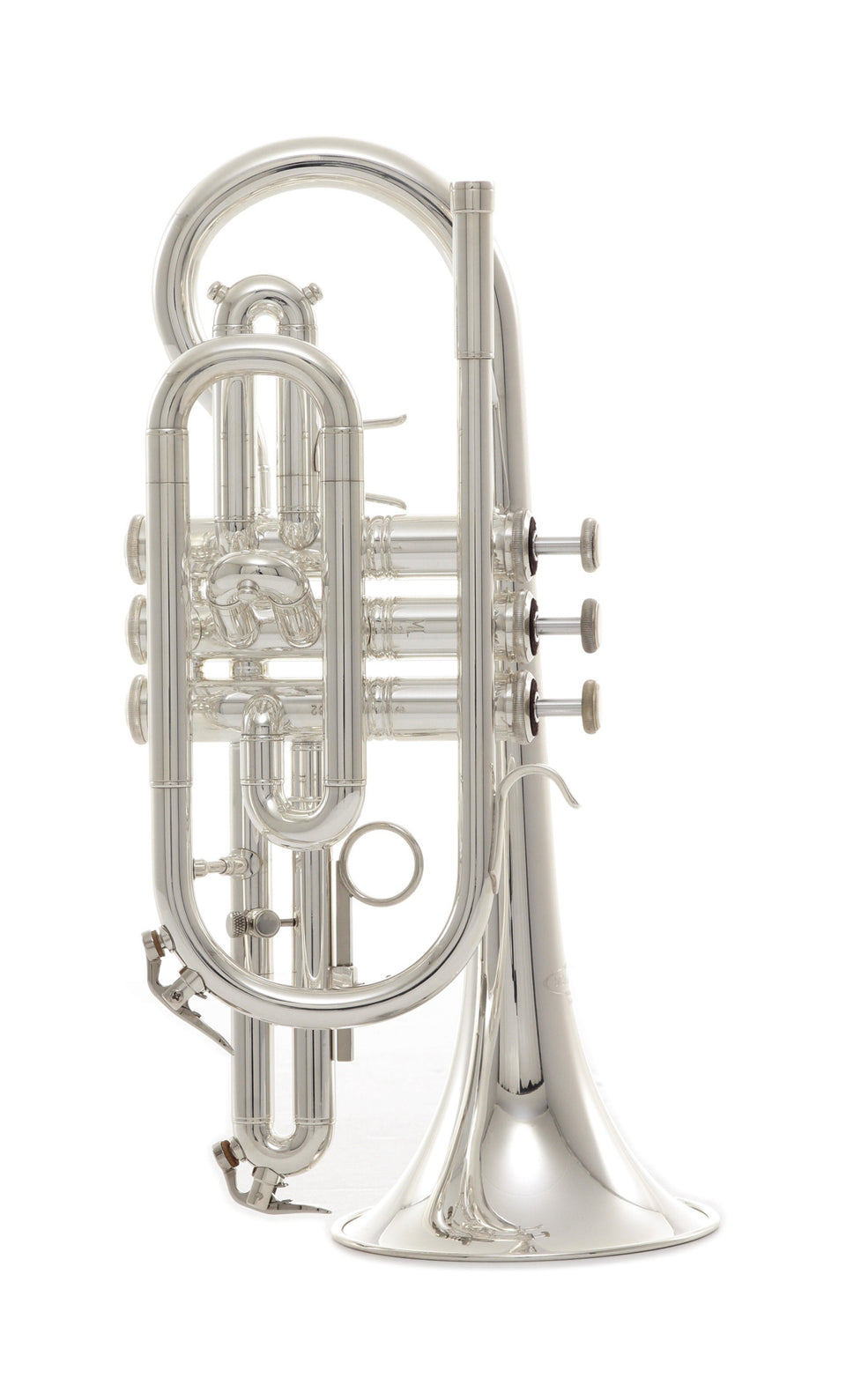 Schagerl K-450S Academica Student Cornet - Silver Plated