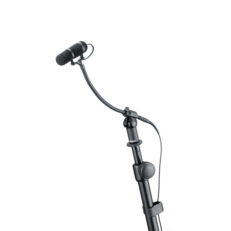 DPA VO4099SM d:vote 4099SM Instrument Microphone W/ Stand Mount