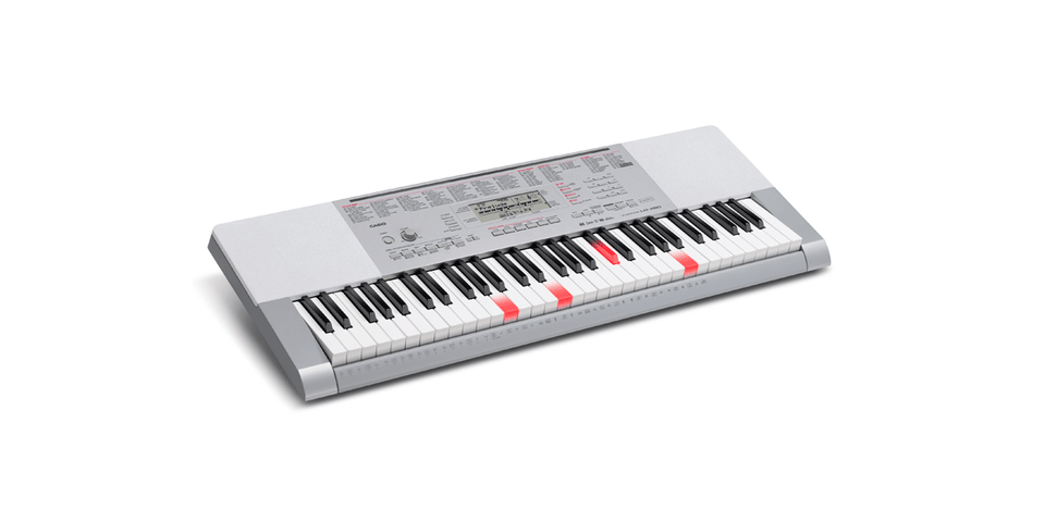 Casio LK280 Keyboard With Karaoke Function