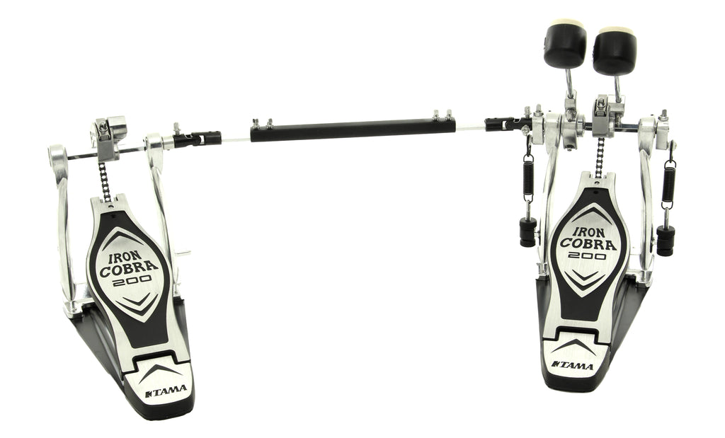 Tama HP200PTW Iron Cobra 200 Series Double Bass Drum Pedal