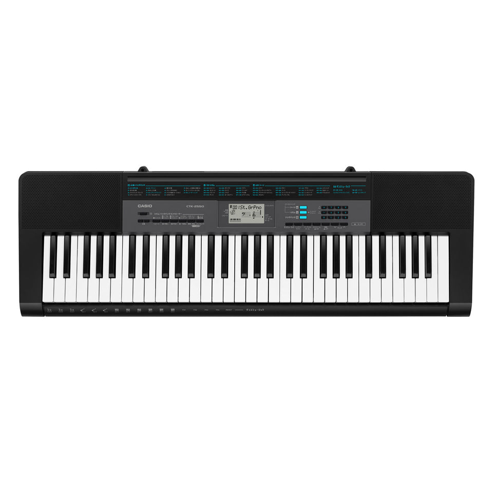 Casio CTK-2550 61 Key Portable Digital Piano Keyboard