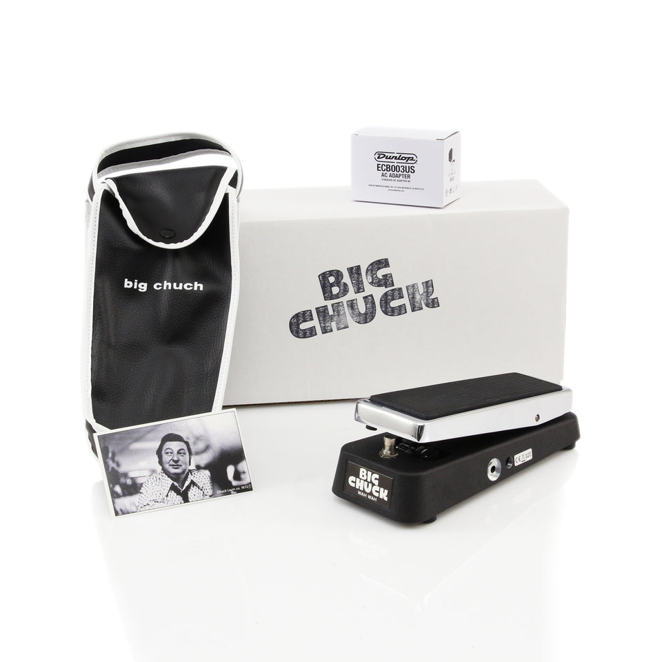 The Big Chuck™ Wah Pedal - Limited Edition Reissue
