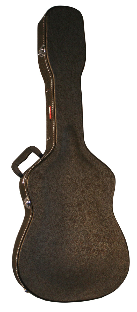 Gator Cases GWE-DREAD 12 Hard-Shell Wood Case For Dreadnought/12-String Guitars