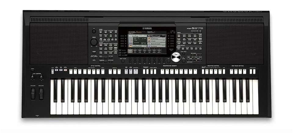 Yamaha PSR-S975 Arranger Workstation