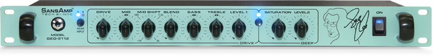 Tech 21 GED-2112 Geddy Lee Signature SansAmp