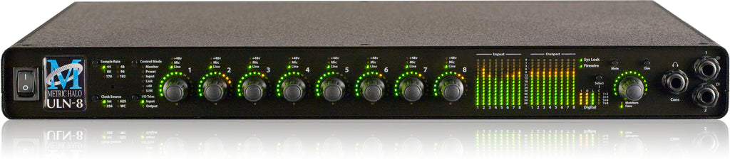 Metric Halo ULN-8 Digital Audio Processor