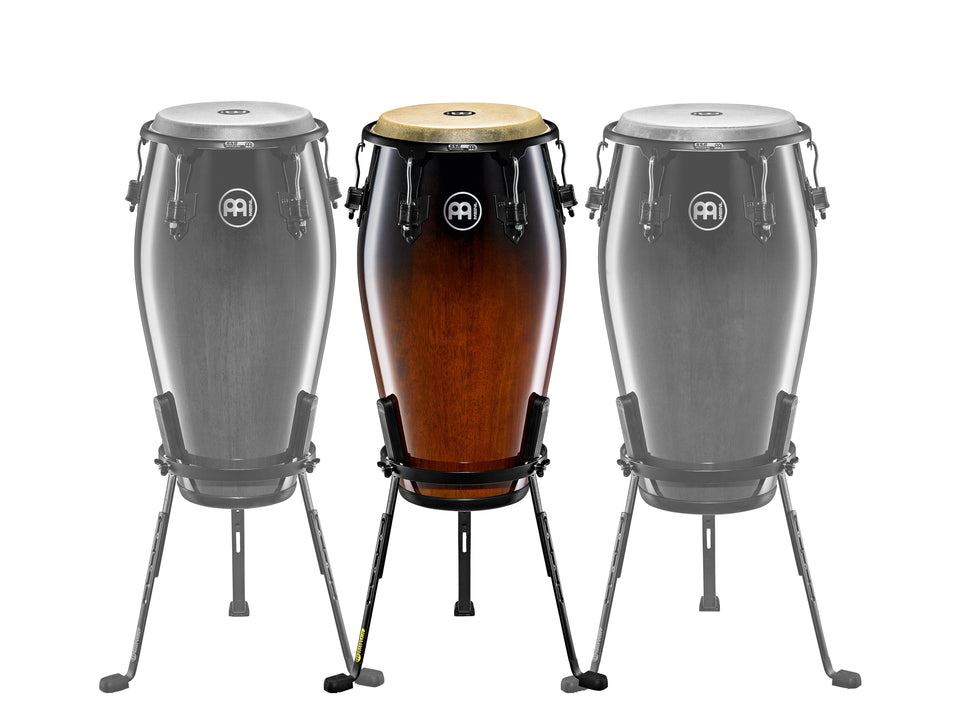 "Meinl MCC1134CB Marathon Classic Series 11 3/4"" Conga With Stand, Coffee Burst"