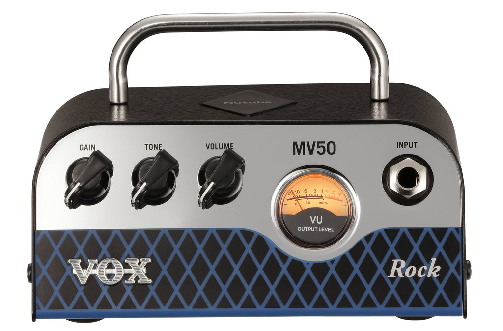 Vox MV50Rock 50w Hybrid Compact Guitar Amp Head