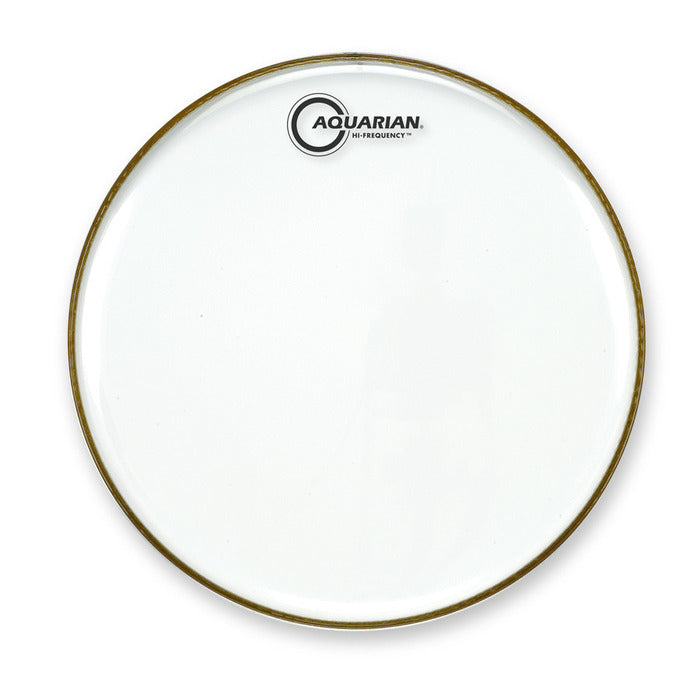 "Aquarian 16"" Hi-Frequency Clear Tom Tom Drum Head"