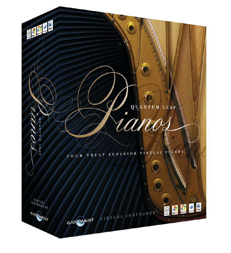 EastWest Pianos - Gold