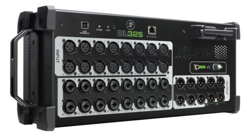 Mackie DL32S 32 Channel Wireless Digital Mixer w/ WiFi